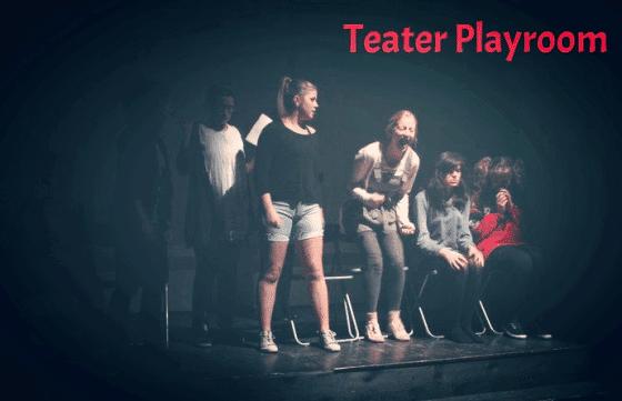 Teater playroom