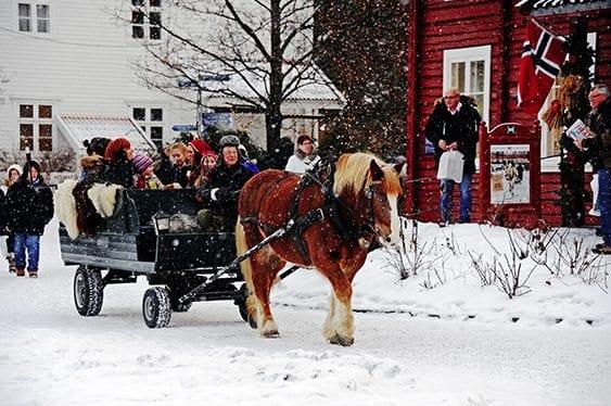 Jul på Hadeland Glassverk starter nå! hovedbilde