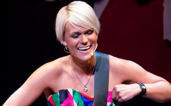 Sigrid Bonde Tusvik er en av de fire som er nominert til årets Stå opp-pris.