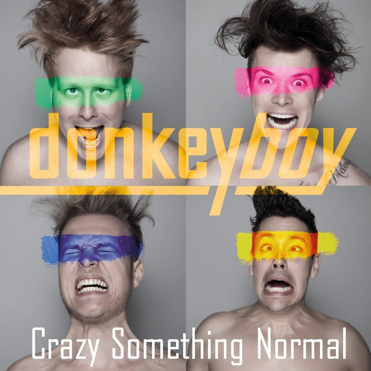 Donkeyboy_Crazy-Something-Normal-utvalgt[2]