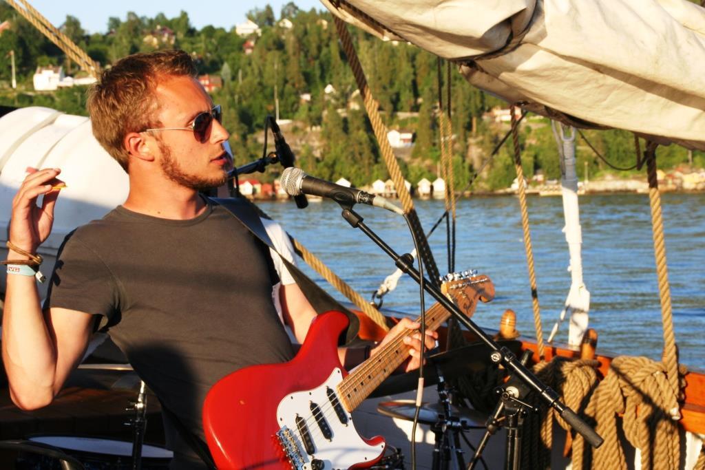 Gitarist - lett