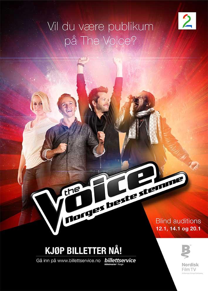 The Voice 2014 - publikum