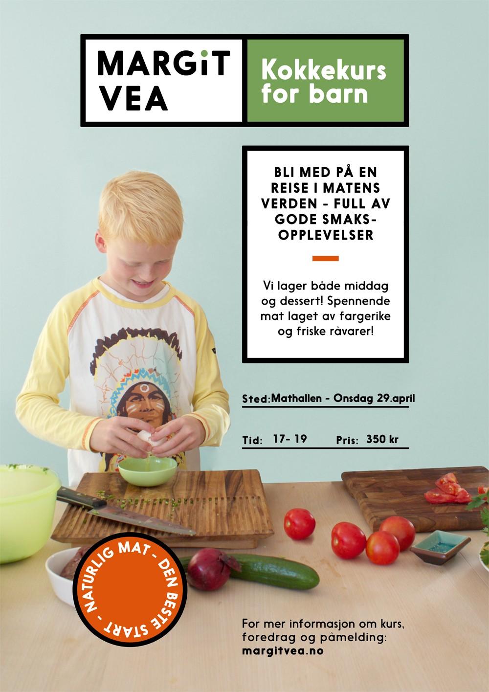 Kokkekurs barn oslo