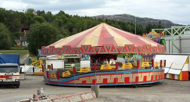 Bilderesultat for Bergstrøms Tivoli