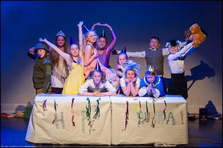 Dansefestival: Happy On Stage! hovedbilde