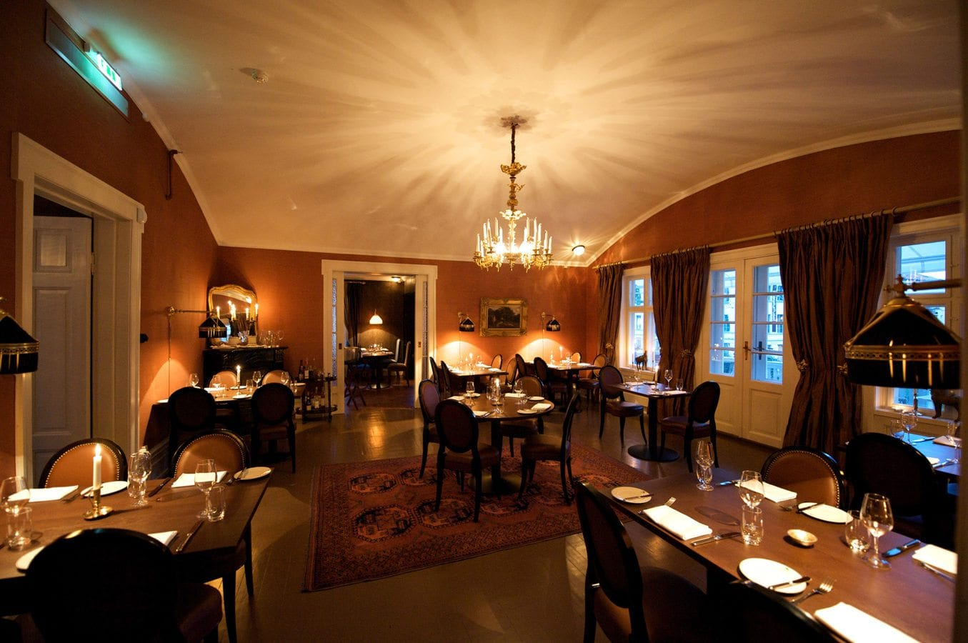 romantisk restaurant oslo thai massasje ålesund