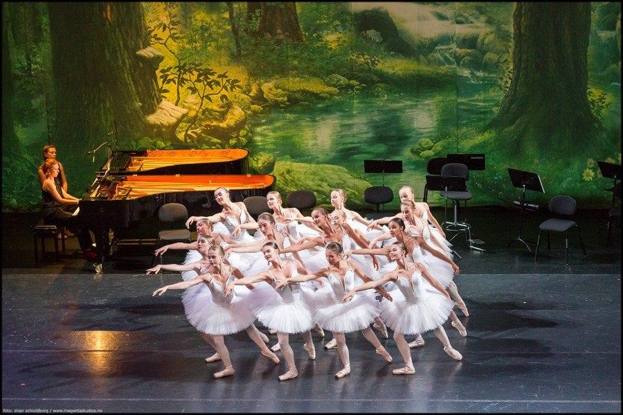 Ballettgalla i Bærum Kulturhus hovedbilde