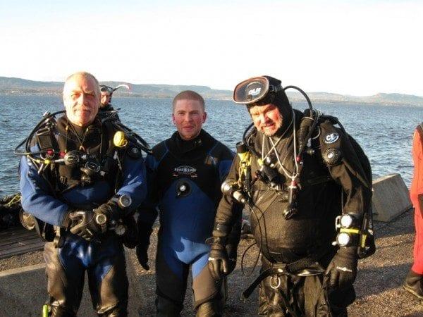 dykkerkurs