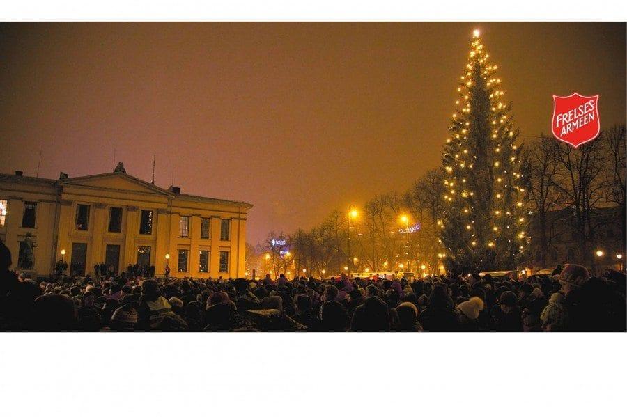 Julegrantenning i Oslo hovedbilde