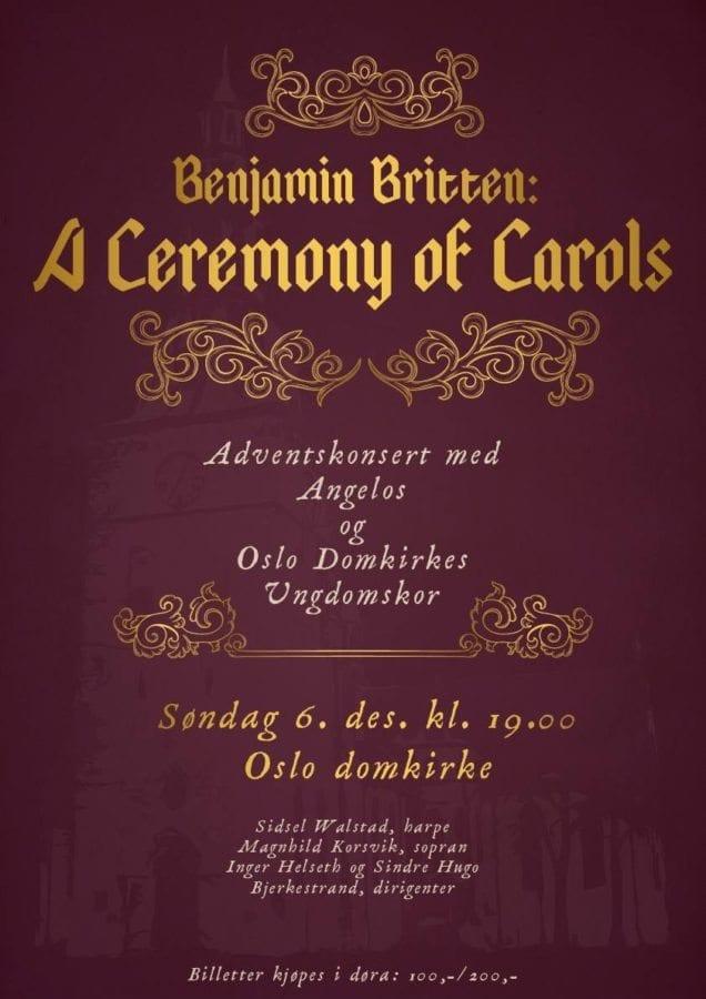 A Ceremony of Carols hovedbilde