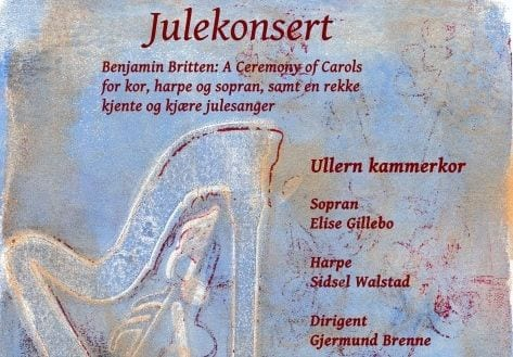 Julekonsert med Ullern Kammerkor hovedbilde