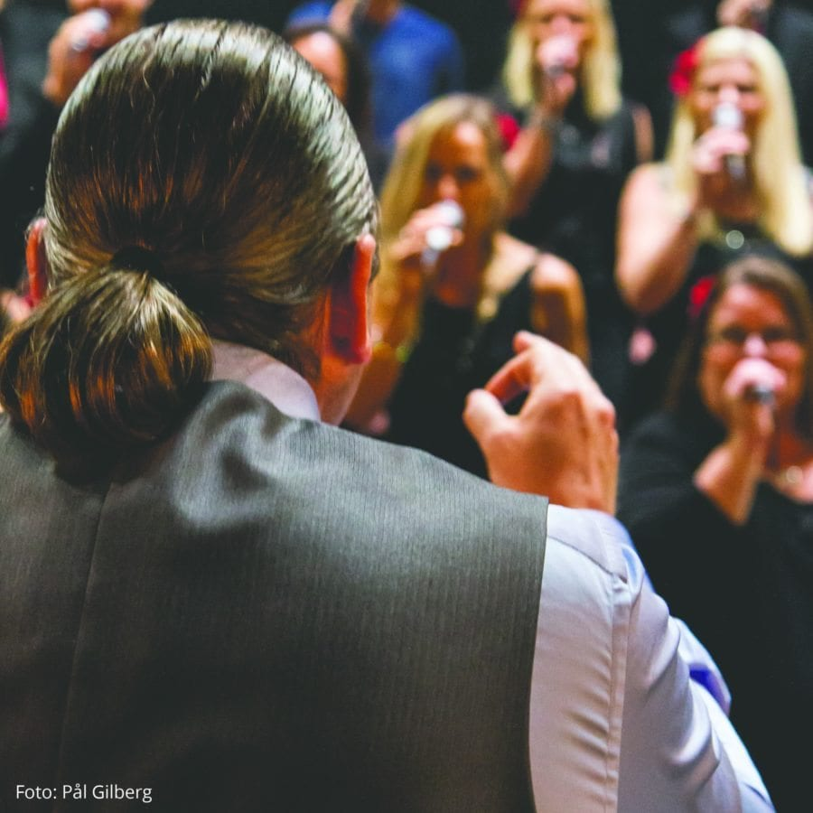 The Real Choir – JULEKONSERT JESSHEIM KIRKE hovedbilde