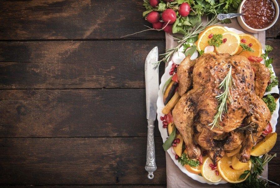 Thanksgiving feast i Mathallen Oslo hovedbilde