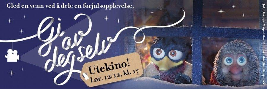 Jul i Flåklypa – utekino hovedbilde