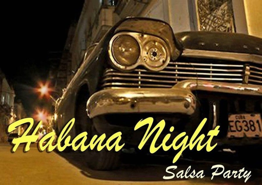 Habana Night Salsa Party – «Sabor Cubano – edition» fredag 15.april hovedbilde