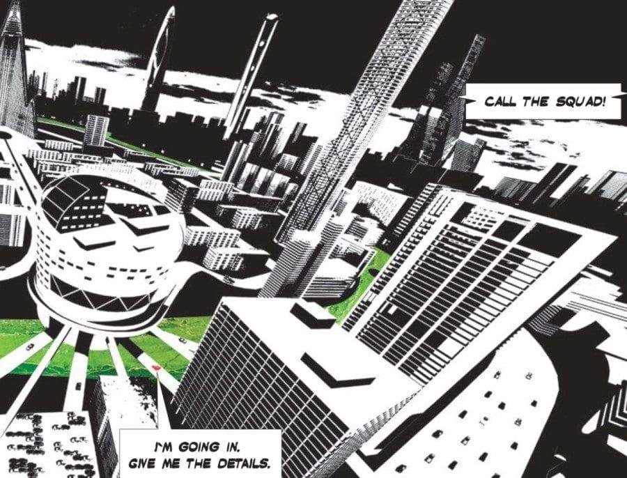 Arkitekturstriper hovedbilde