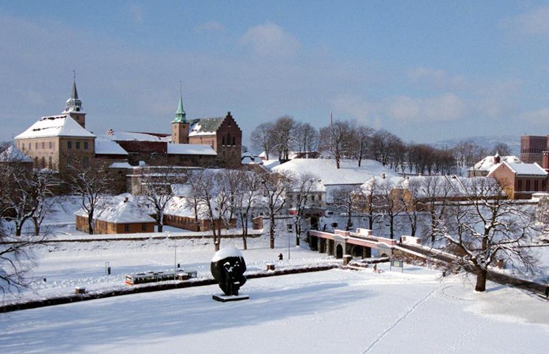 Julevandring: Akershus festning og Kvadraturen hovedbilde