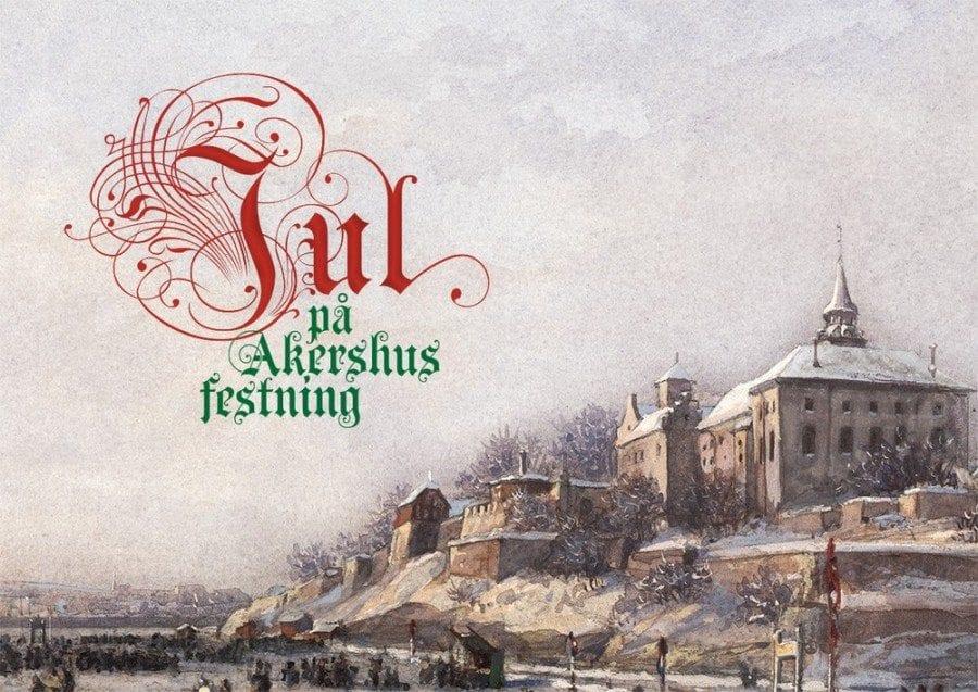 Jul på Akershus festning hovedbilde