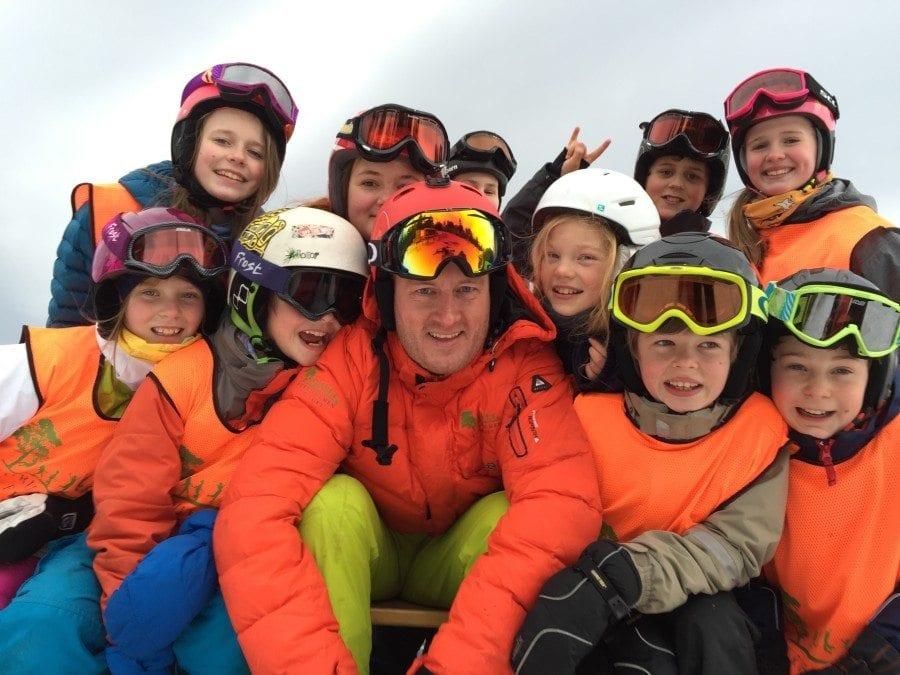 Juleferiekurs i slalåm og snowboard hovedbilde