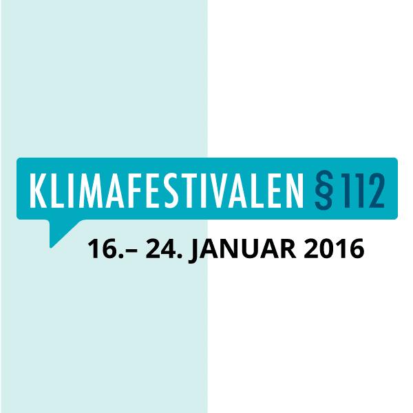 Klimafestivalen § 112 hovedbilde