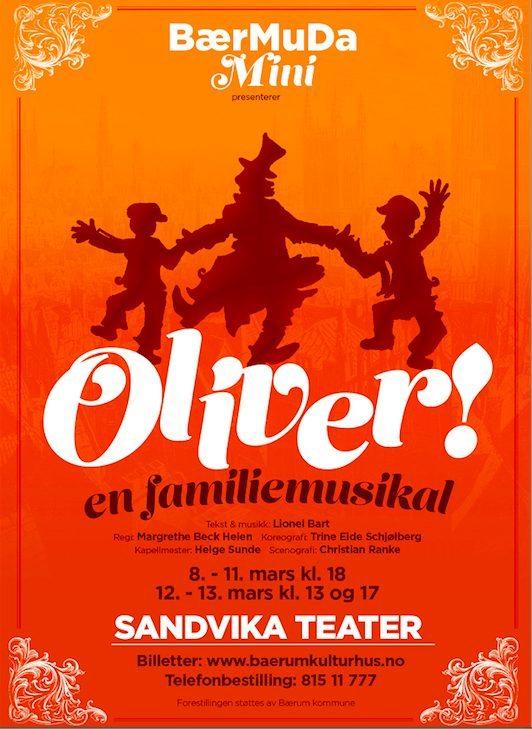 Oliver! hovedbilde