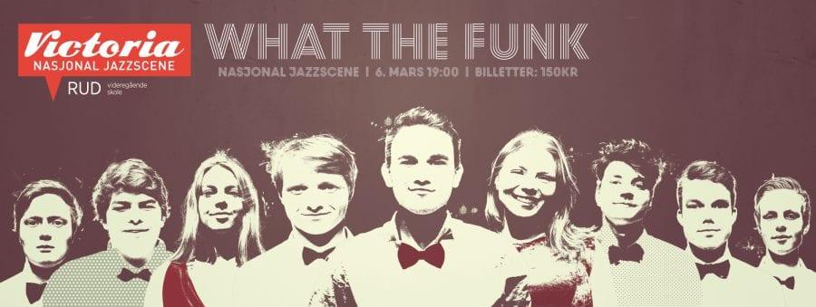 What the Funk @ Nasjonal Jazzscene hovedbilde