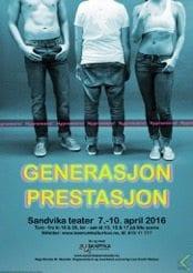 Generasjon Prestasjon teater 2016