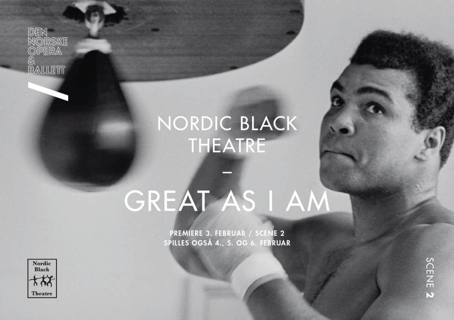 Great As I Am – the Muhammad Ali Story hovedbilde