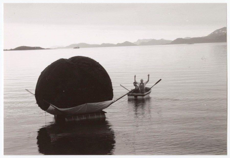 Stille revolt: Norsk prosess- og konseptkunst på 70- og 80-tallet hovedbilde