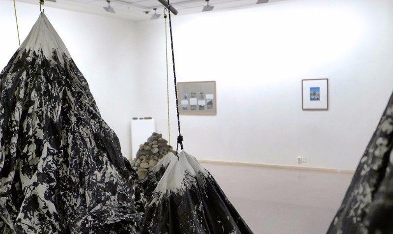 Bergtatt åpner i Ullensaker kunstforening! hovedbilde