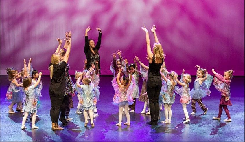 Dans: Stor + liten hovedbilde