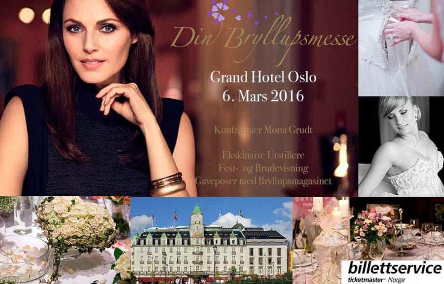 Din Bryllupsmesse Grand Hotel hovedbilde