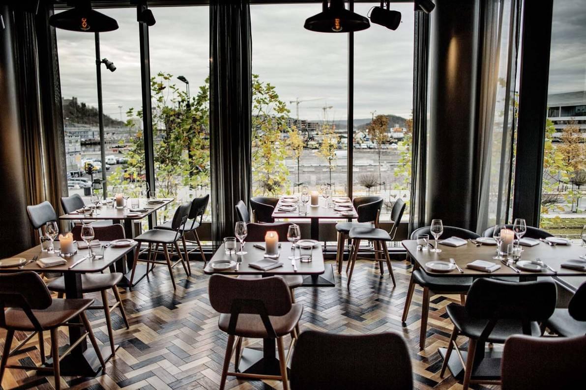 escorte real romantiske restauranter oslo