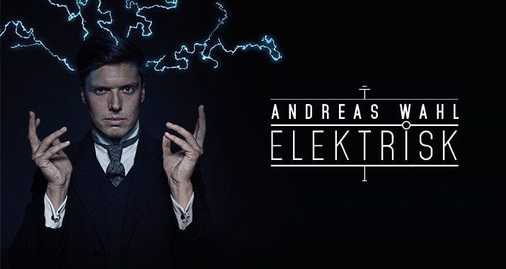 Elektrisk med Andreas Wahl hovedbilde