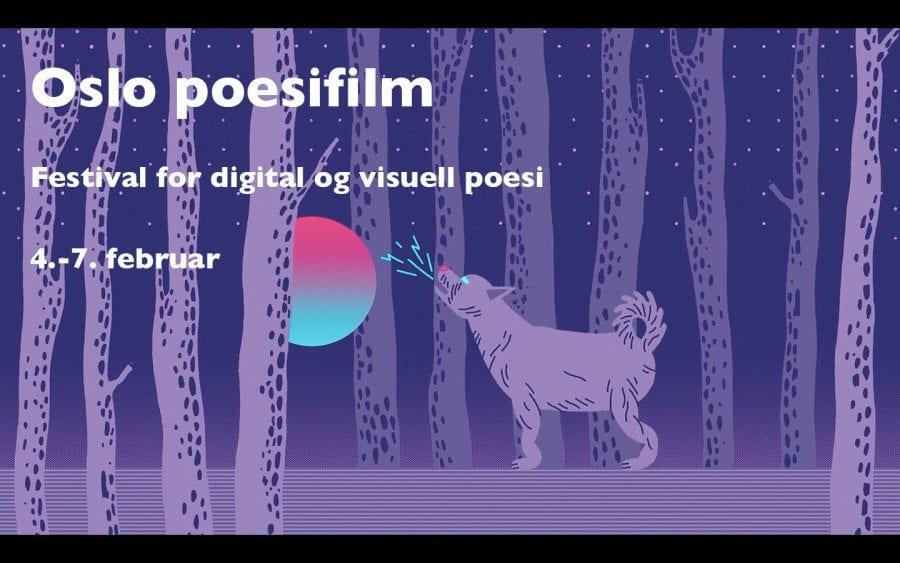 Oslo Poesifilm – festival for digital og visuell poesi hovedbilde