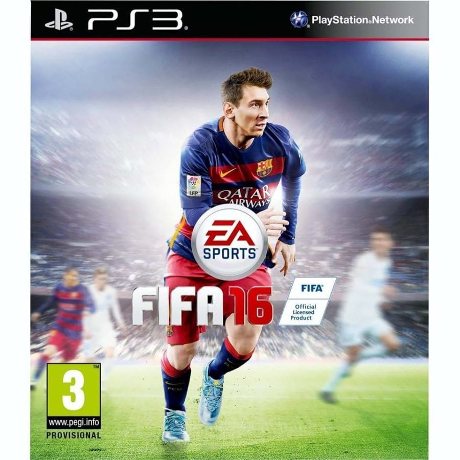Playstation-turnering – FIFA16 hovedbilde