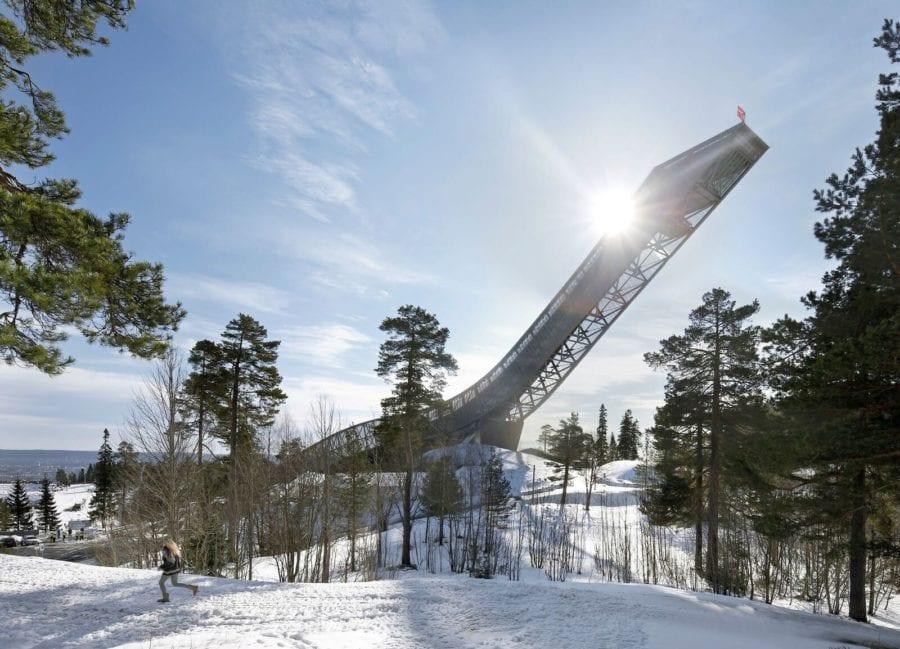 Familiedag på Skimuseet hovedbilde
