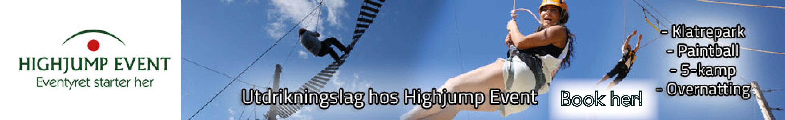 Highjump-utdrikningslag