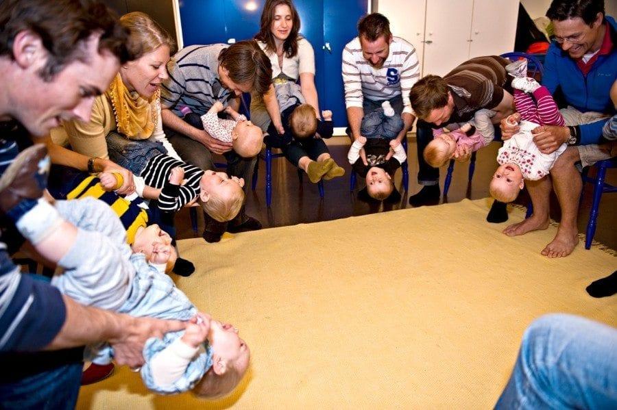 Babysang på Bogen Musikkskole hovedbilde