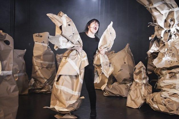 Teaterlørdag UNG: NÅ LØPER VI hovedbilde