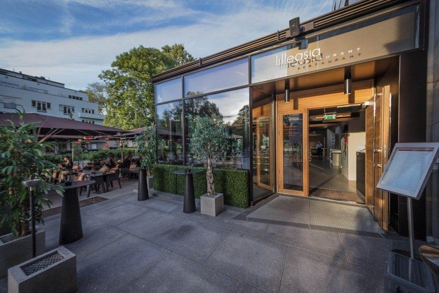 Vinn 4-retters meny hos restaurant Lille Asia hovedbilde