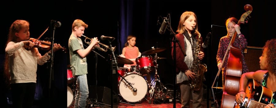 Barnas Jazzhus på Caféteateret hovedbilde