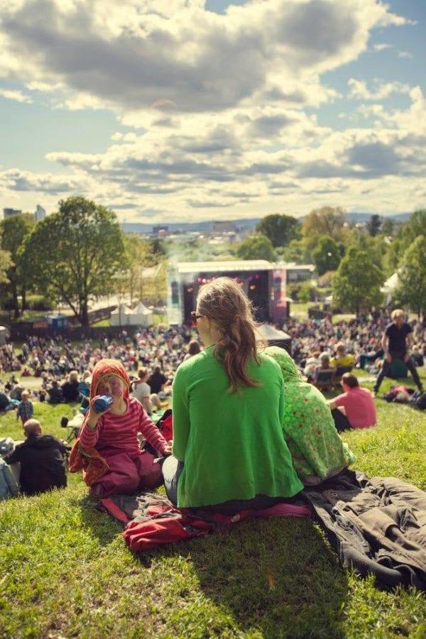 Miniøya  Norges største barnefestival hovedbilde