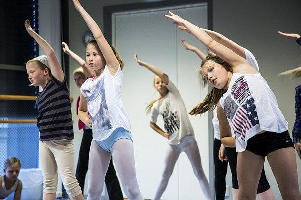 Norsk Ballettinstitutt 20 år – Vi danser oss gjennom tidene hovedbilde