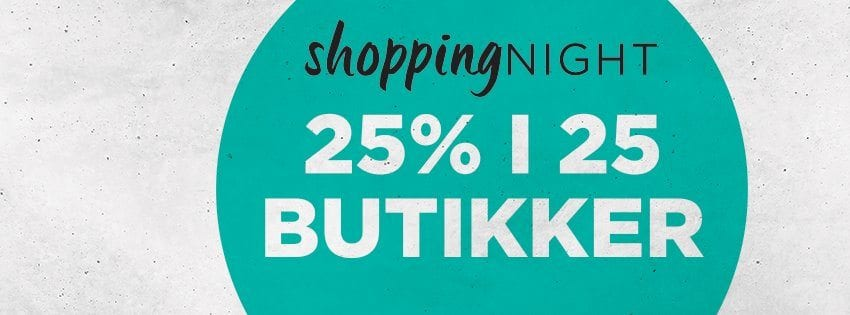 Arkaden Shopping Night hovedbilde