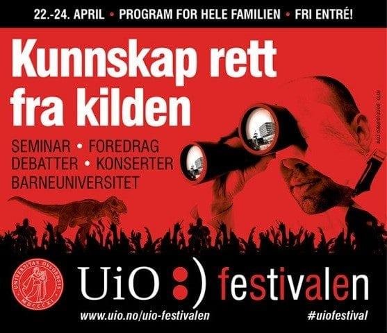 UiO-festivalen: Norges eneste kunnskaps- og kulturfestival 22.-24. april! hovedbilde