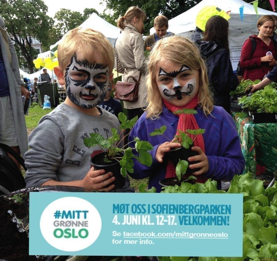 #mittgrønneoslo – Miljøfestival for hele familien hovedbilde