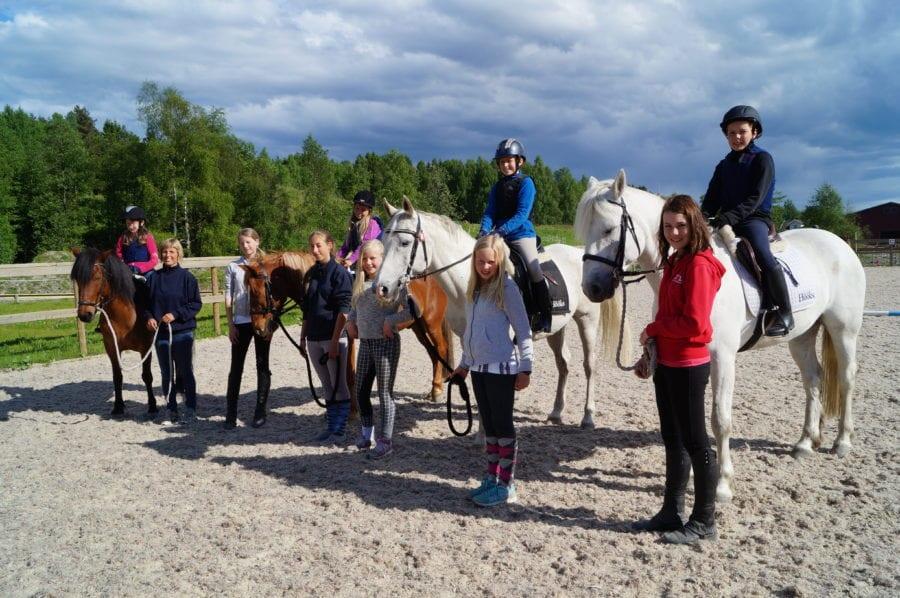 Barnas Hestefestival hovedbilde