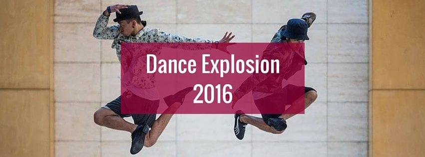 Danse Explosion 2016 hovedbilde