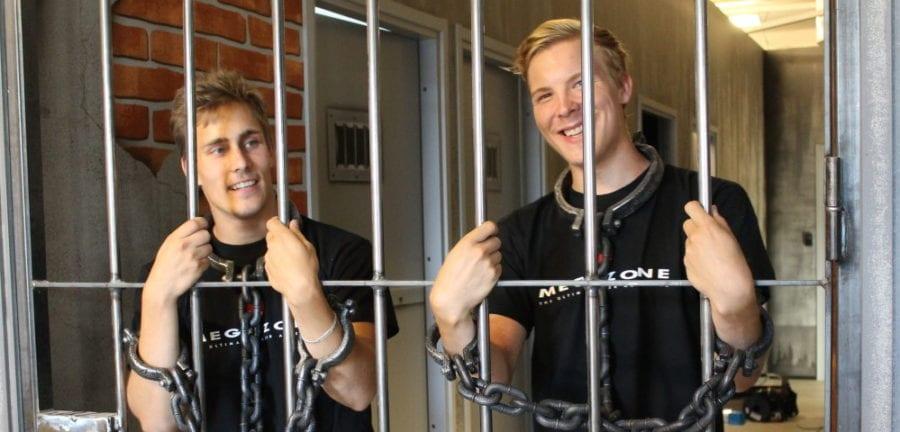Fangene på Fortet – en aktivitet for hele familien hovedbilde